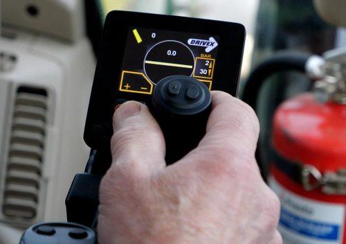 Drivex EG3500 Styrsystem